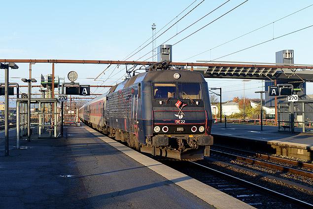 Nyheder fra danske og europæiske jernbaner IV. kvartal 2014 - Railorama.dk