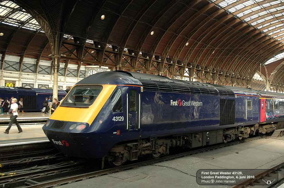 First Great Western 43129